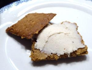 Chufakiks med kokosfudge