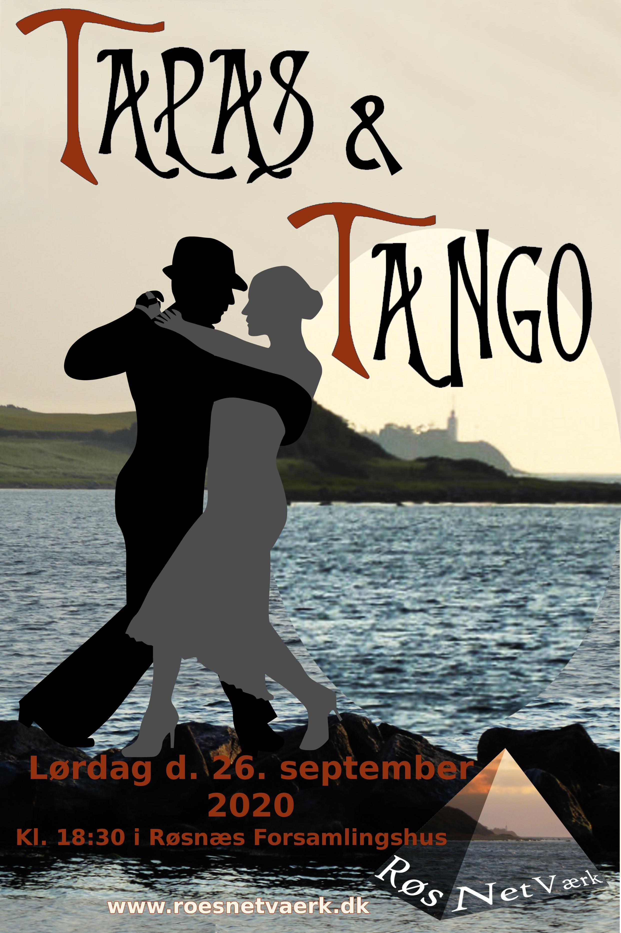 Tapas og Tango